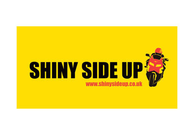 Shiny Side Up Partnership logo